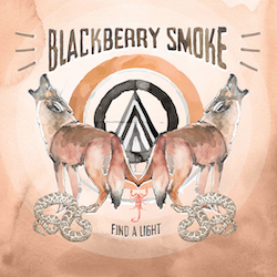 Blackberry Smoke, Find A Light, Top 20 Albums 2018, Rock and Blues Muse