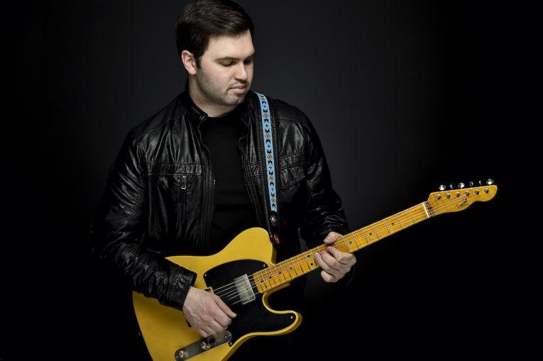Single Premiere, Keep On Turning, Seth Rosenbloom, Rock and Blues Muse