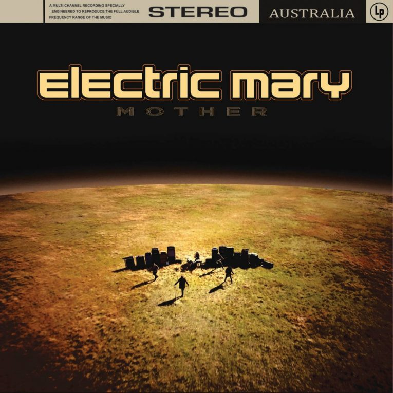Electric Mary, new album, Mother, Feb 15, 2019, Rock and Blues Muse