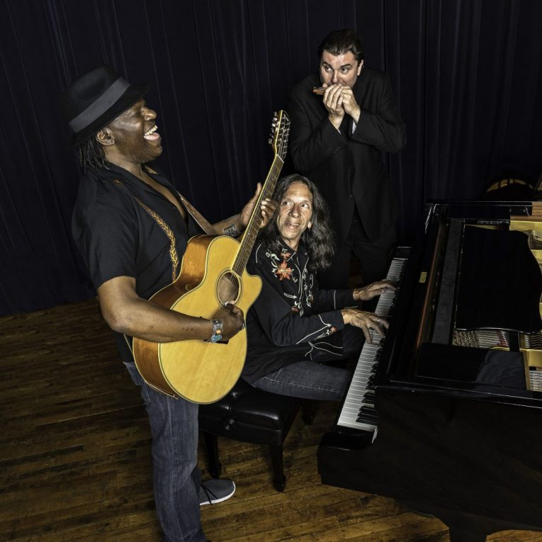 Interview, Joe Louis Walker, Bruce Katz, Giles Robson, Journeys to the Heart of the Blues, Kevin Porter, Rock and Blues Muse