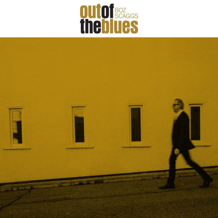 Album review, Boz Scaggs, Out of the Blues, Rock and Blues Muse