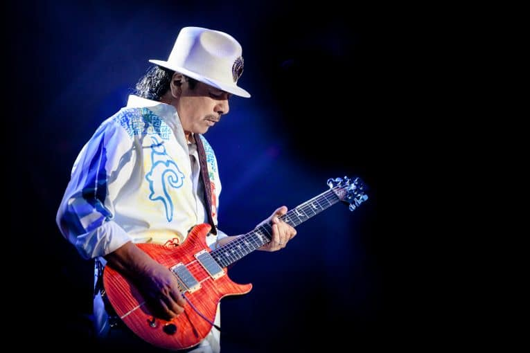 Album review, Carlos Santana, In Search of Mona Lisa, Rock and Blues Muse