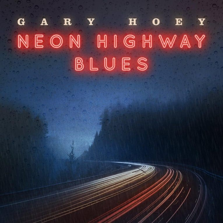 Gary Hoey, Neon Highway Blues, new album, Rock and Blues Muse