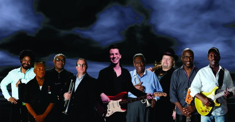 A Tribute to the King, BB King's Plus Band, Rock and Blues Muse