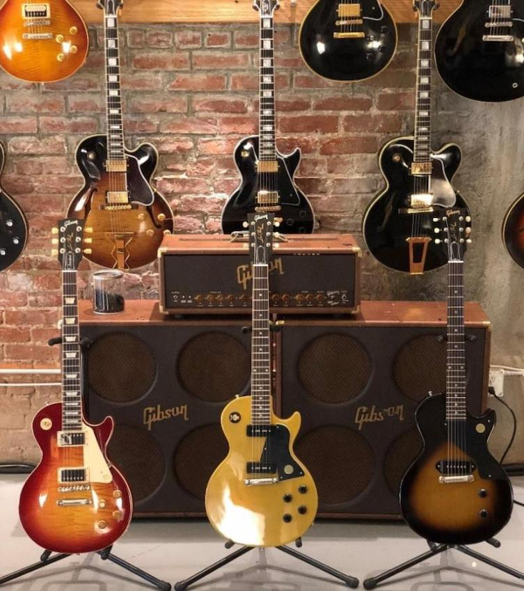 Gibson, Gibson Guitars, New Era, Winter Namm 2019, Rock and Blues Muse