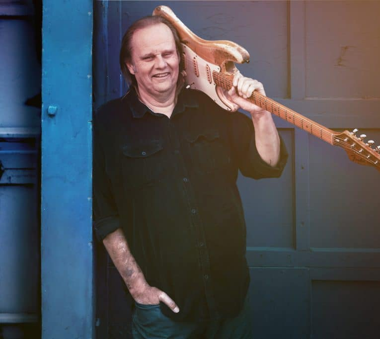 Interview, Walter Trout, Blues guitar legend, Survivor Blues, Rock and Blues Muse