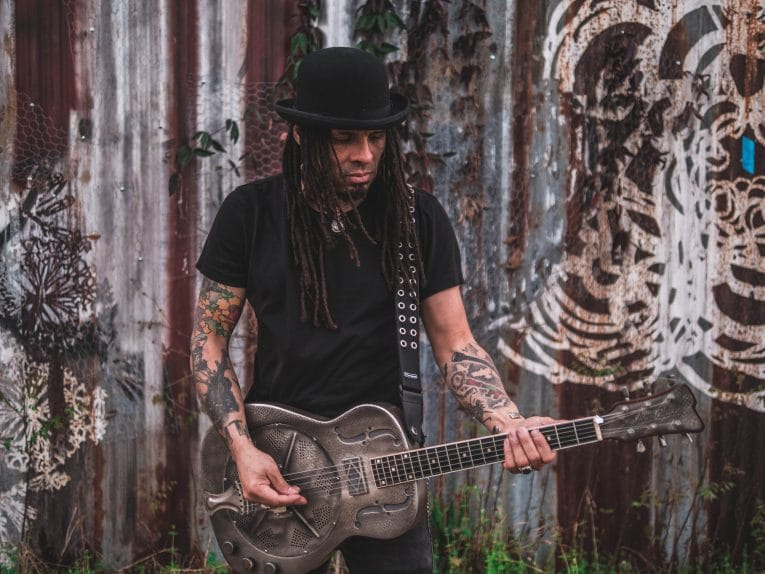 Eric McFadden, While You Was Gone, Featured Video, Rock and Blues Muse