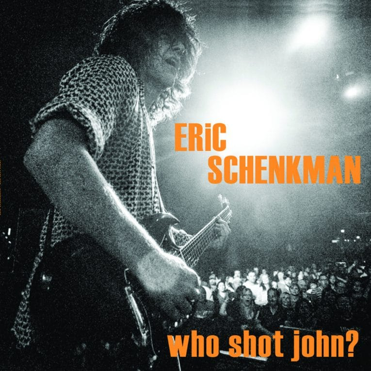Review, Who Shot John?, Eric Schenkman, Rock and Blues Muse