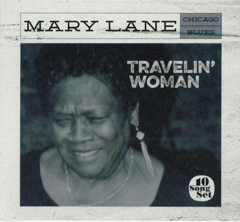 Mary Lane, Travelin' Woman, new album, Rock and Blues Muse