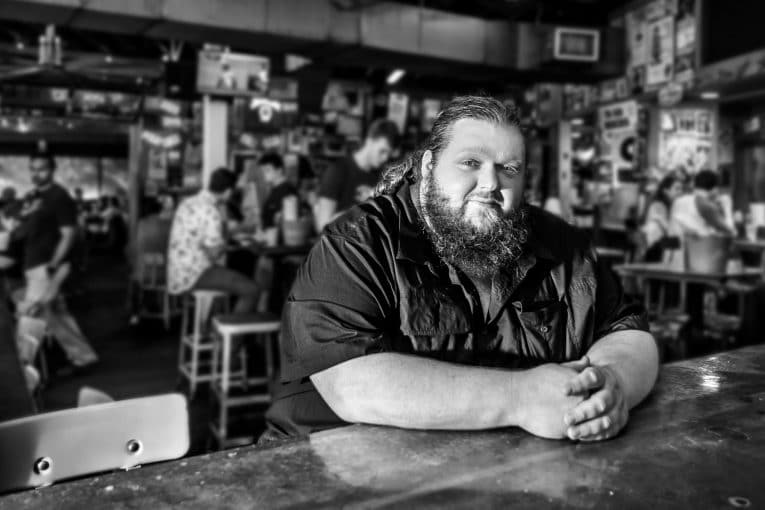 Video premiere, Matt Andersen, Free Man, Rock and Blues Muse