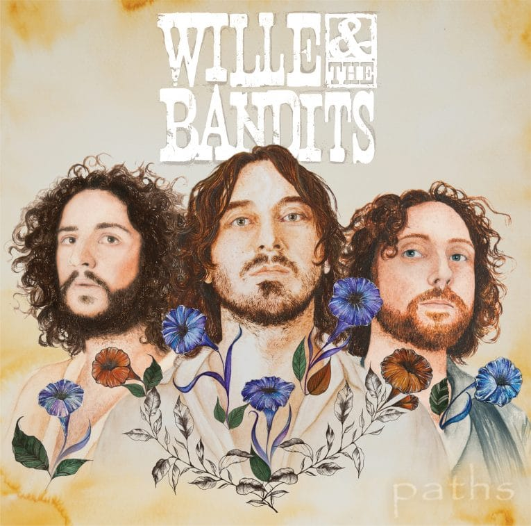 Review, Paths, Wille & The Bandits, rock band, Rock and Blues Muse