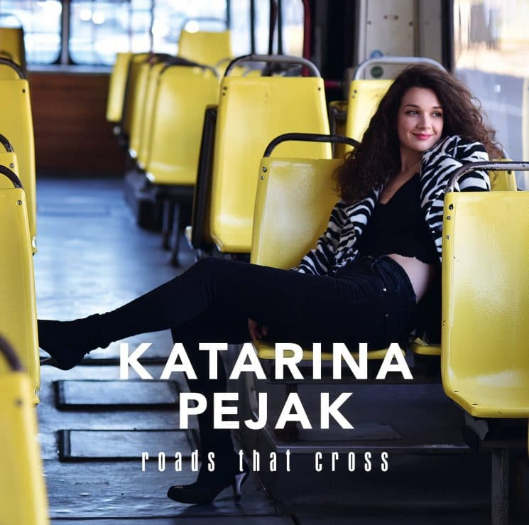 Katarina Pejak, Roads That Cross, Ruf Records, Rock and Blues Muse