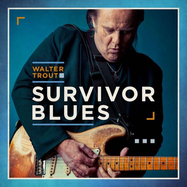 Walter Trout, Survivor Blues, Album review, Rock and Blues Muse