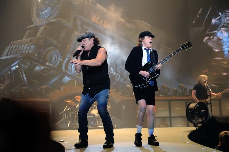 Brian Johnson, AC/DC, new album, Rock and Blues Muse