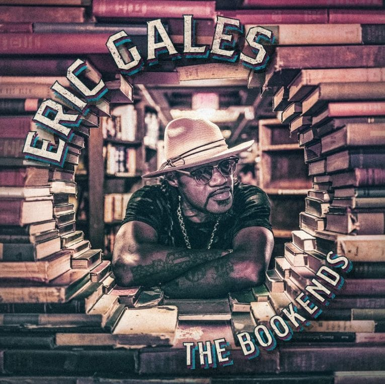 Eric Gales, The Bookends, album review, Martine Ehrenclou, Rock and Blues Muse