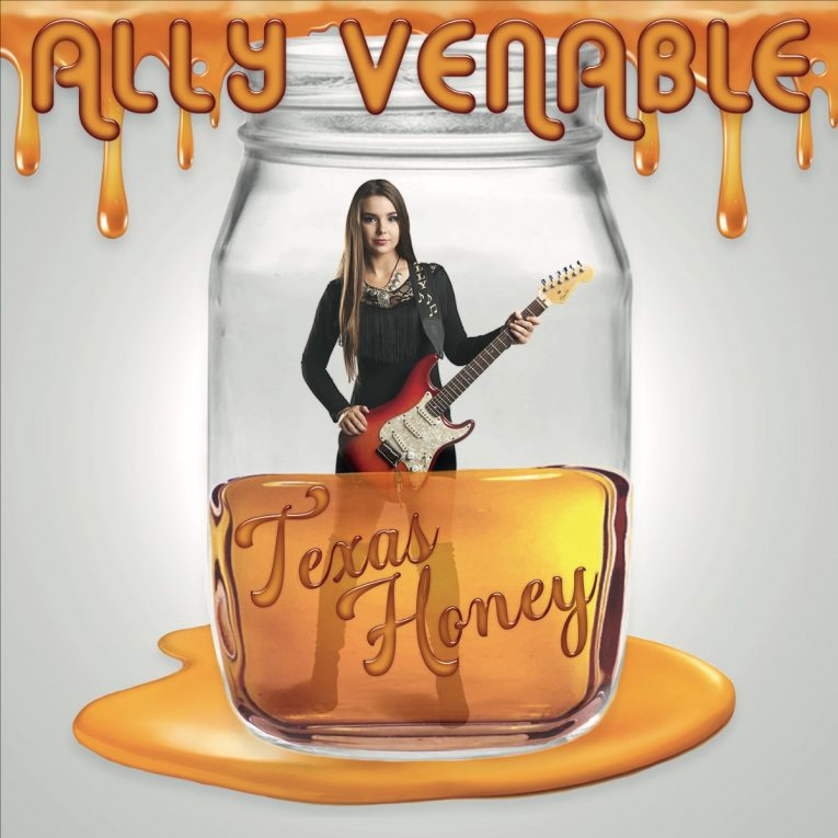 Ally Venable Band, Wild Honey, Rock and Blues Muse