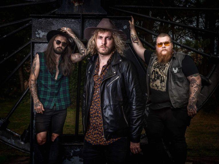 Wolf Jaw, new single, I Lose My Mind, rock band, Rock and Blues Muse