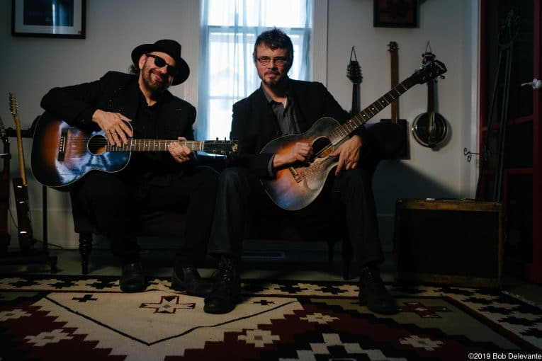 Review, Amour, Colin Linden & Luther Dickinson, Americana, Roots music, Rock and Blues Muse