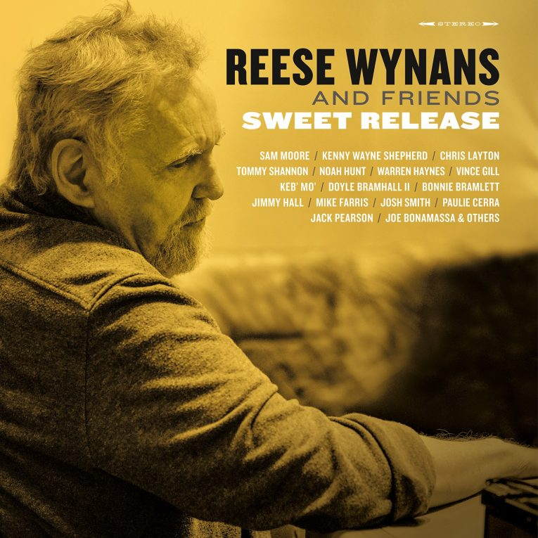 Reese Wynans, Sweet Release, album review, Rock and Blues Muse, Mike O'Cull