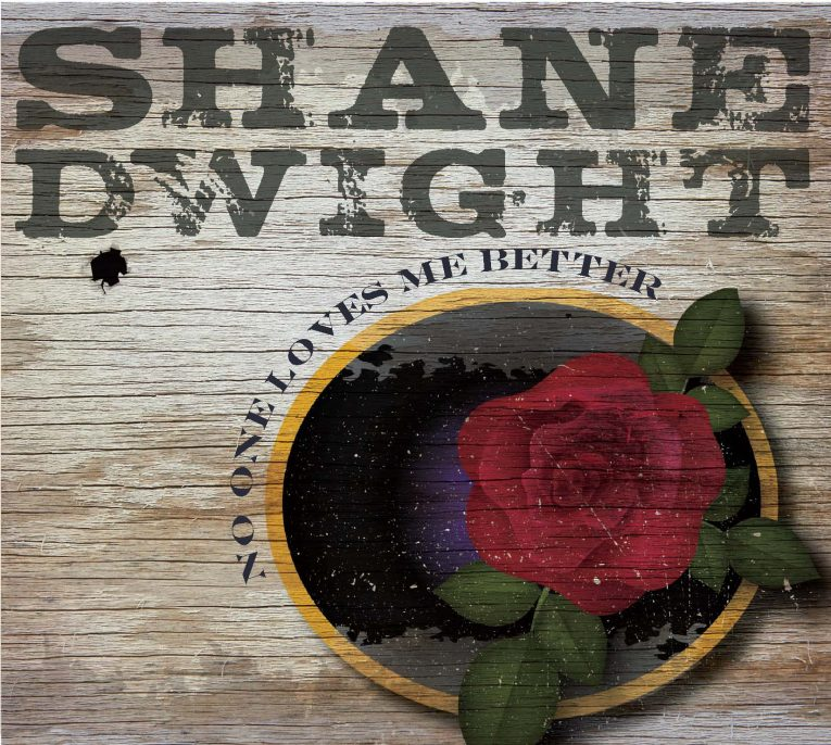 Shane Dwight, No One Loves Me Better, album announcement, Rock and Blues Muse