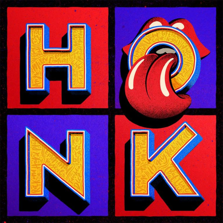 The Rolling Stones, new album announcement, Honk, Rock and Blues Muse