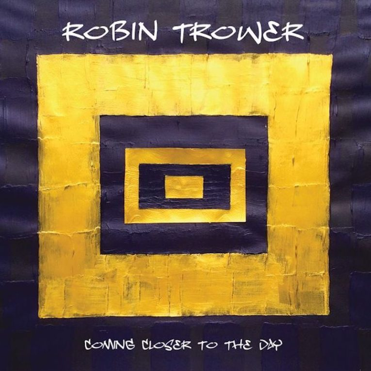 Album review, Robing Trower, Coming Closer To The Day, Rock and Blues Muse
