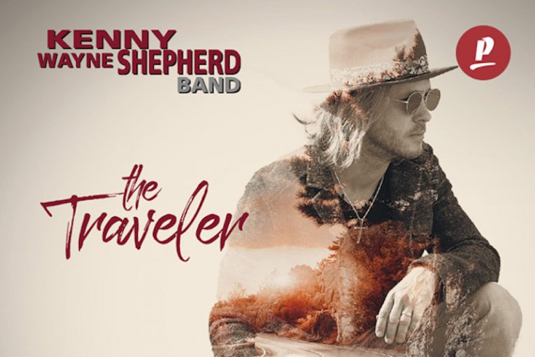 Kenny Wayne Shepherd, New album announcement, The Traveler, New Video, Rock and Blues Muse