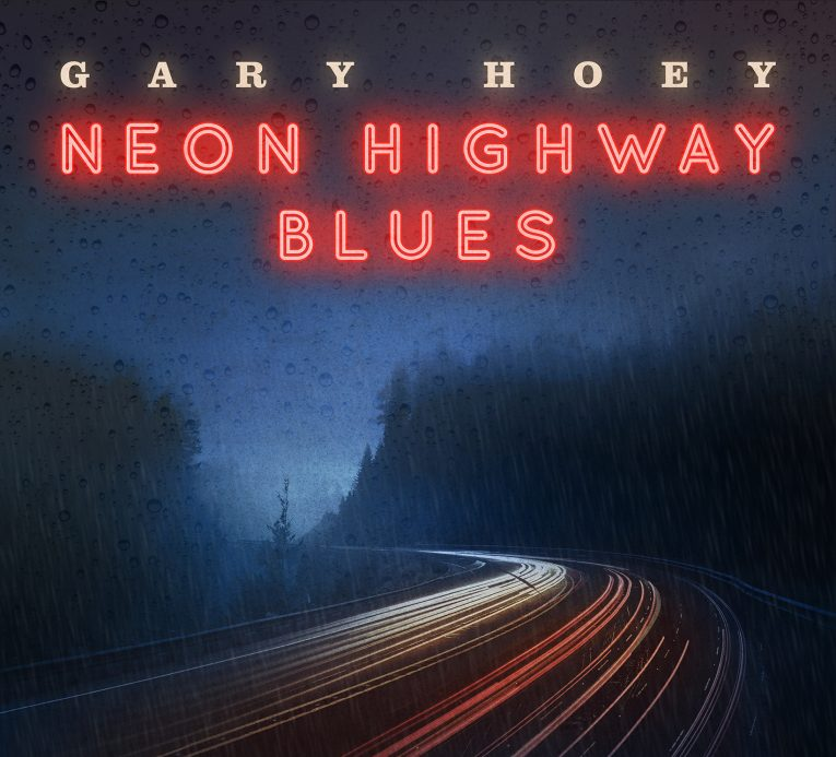 Album review, Neon Highway Blues, Gary Hoey, Rock and Blues Muse