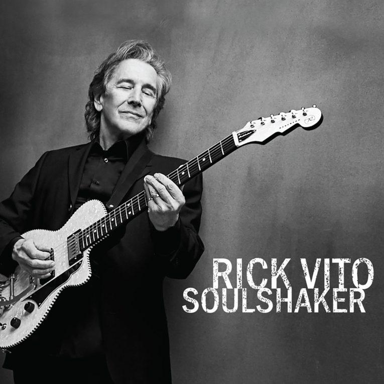 Rick Vito, Soulshaker, album review, Rock and Blues Muse