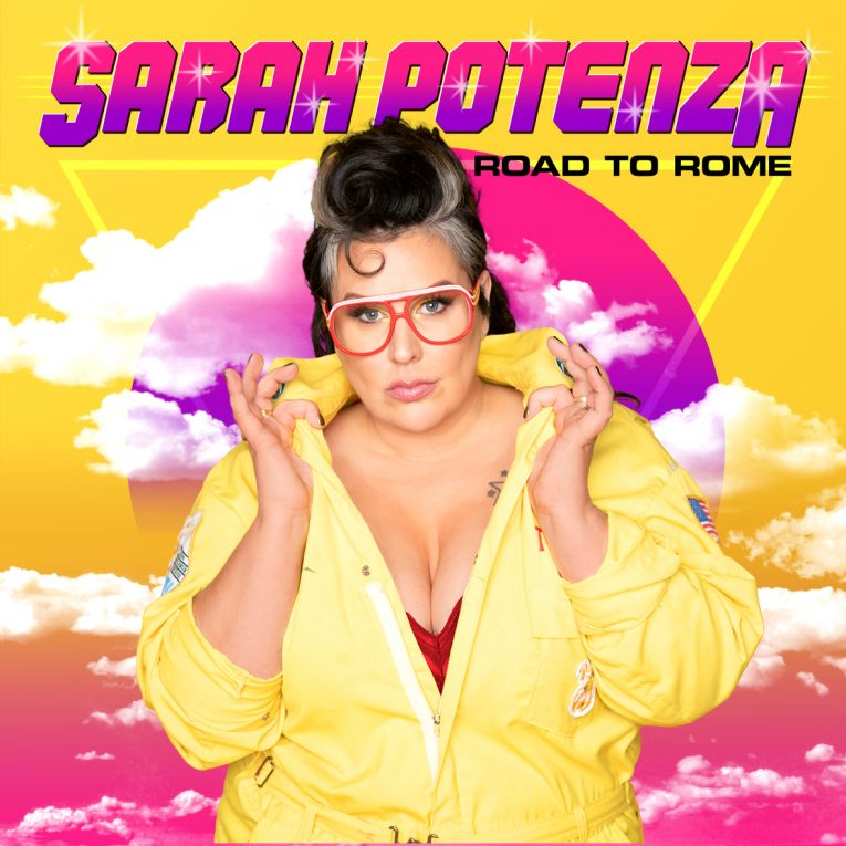 Road to Rome, Sarah Potenza, album review, Martine Ehrenclou, Rock and Blues Muse