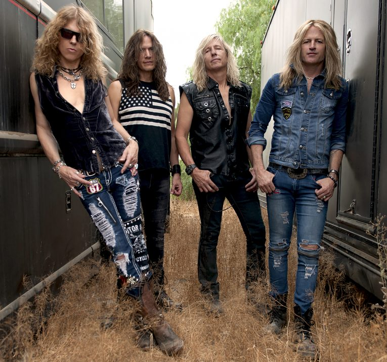 Burning Rain, Doug Aldrich, Keith St. John, new album, Face The Music, Rock and Blues Muse