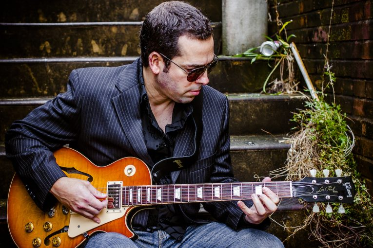 Albert Castiglia, new album announcement, Masterpiece, Rock and Blues Muse