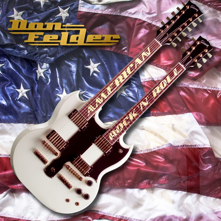 Don Felder, American Rock N Roll, album review, Mike O'cull, Rock and Blues Muse