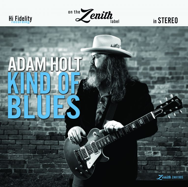 Adam Holt, Morning Drive, Kind of Blues, Rock and Blues Muse, Martine Ehrenclou