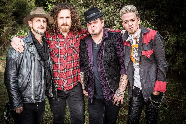 Black Stone Cherry, new video, My Last Breath, Southern rock, Rock and Blues Muse