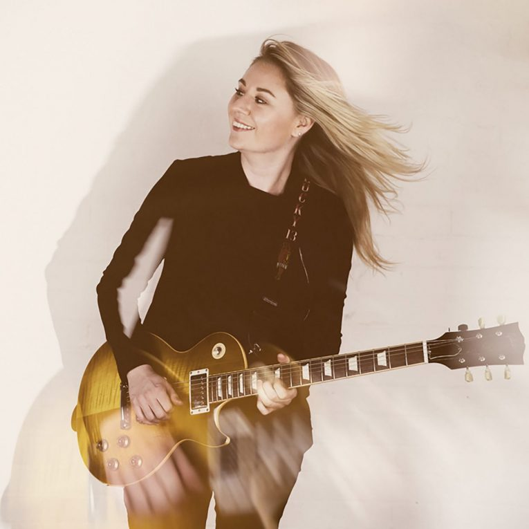 Joanne Shaw Taylor, The Best Thing, New Video, Rock and Blues Muse
