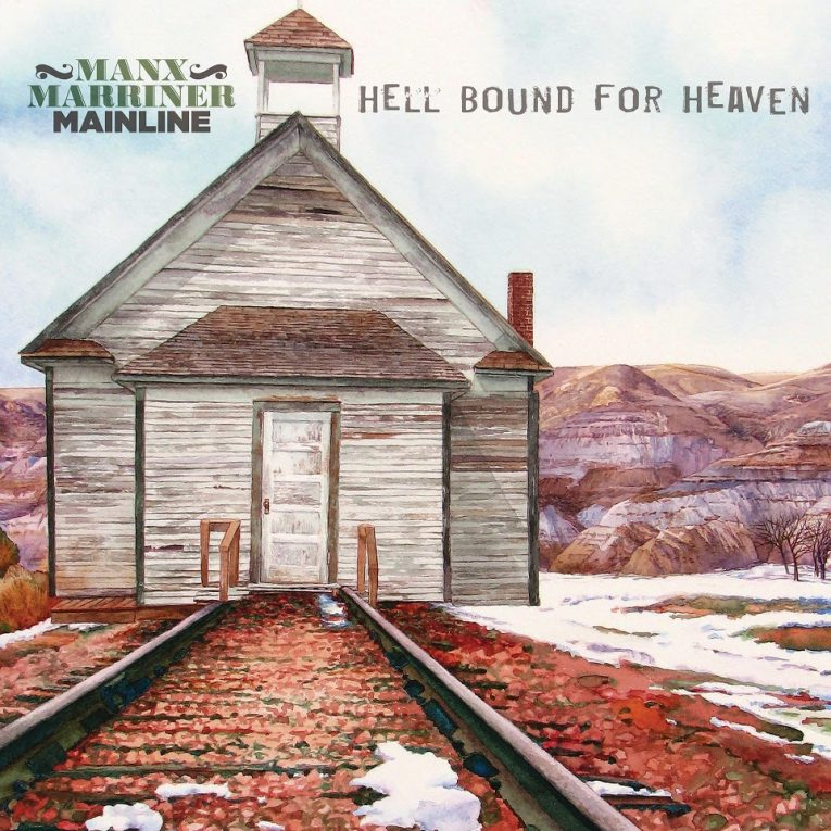 Harry Manx, Steve Marriner, Manx Marriner Mainline, Hellbound For Heaven, album review, Rock and Blues Muse