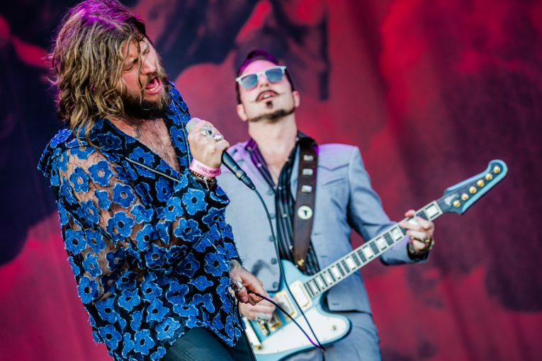 Rival Sons, new video, Too Bad, Rock and Blues Muse