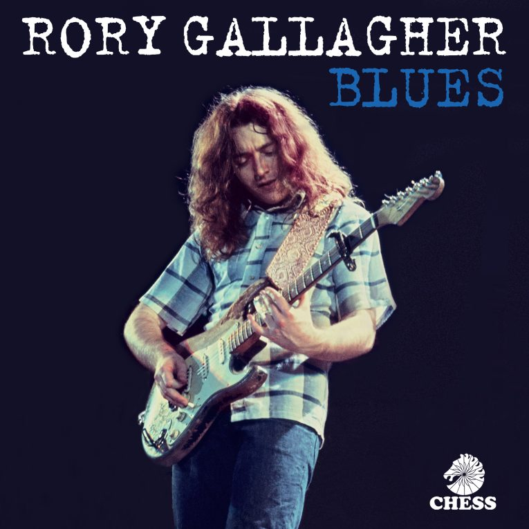 Rory Gallagher, Blues album, Rock and Blues Muse