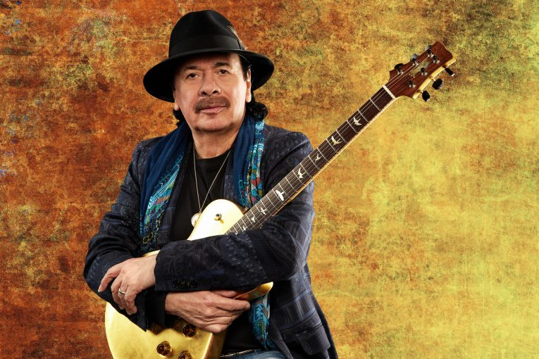 Santana, new album announcement, Africa Speaks, Rock and Blues Muse, Martine Ehrenclou