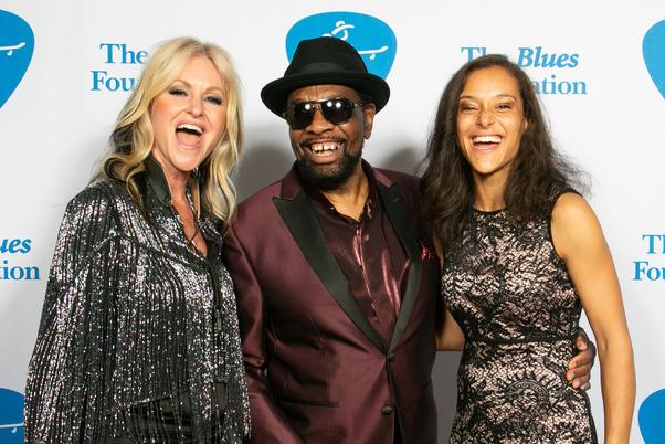 Mindi Abair, William Bell, Vanessa Collier, Blues Music Awards