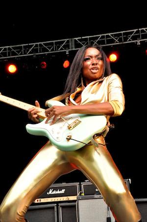 Interview: Malina Moye Guitarist, Singer, Songwriter -