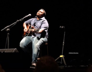 Jontavious Willis, acoustic blues, concert review, Keb' Mo', Martine Ehrenclou, Rock and Blues Muse