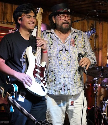 Johnny Agundez, Kenny Williams, 6 String Showdown, Martine Ehrenclou, Rock and Blues Muse