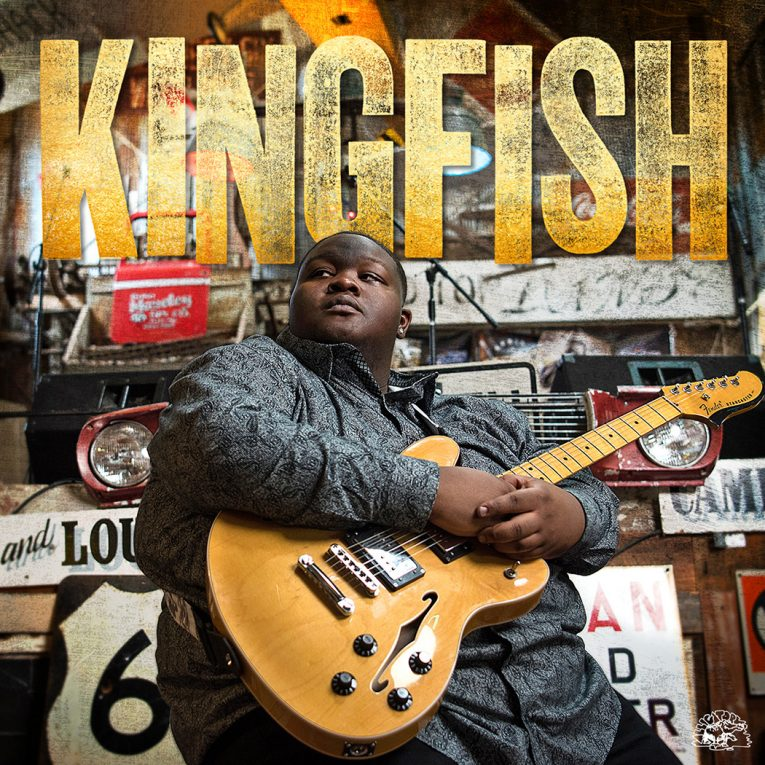 "Christone ""Kingfish"" Ingram, album review, Kingfish, Martine Ehrenclou, Rock and Blues Muse"