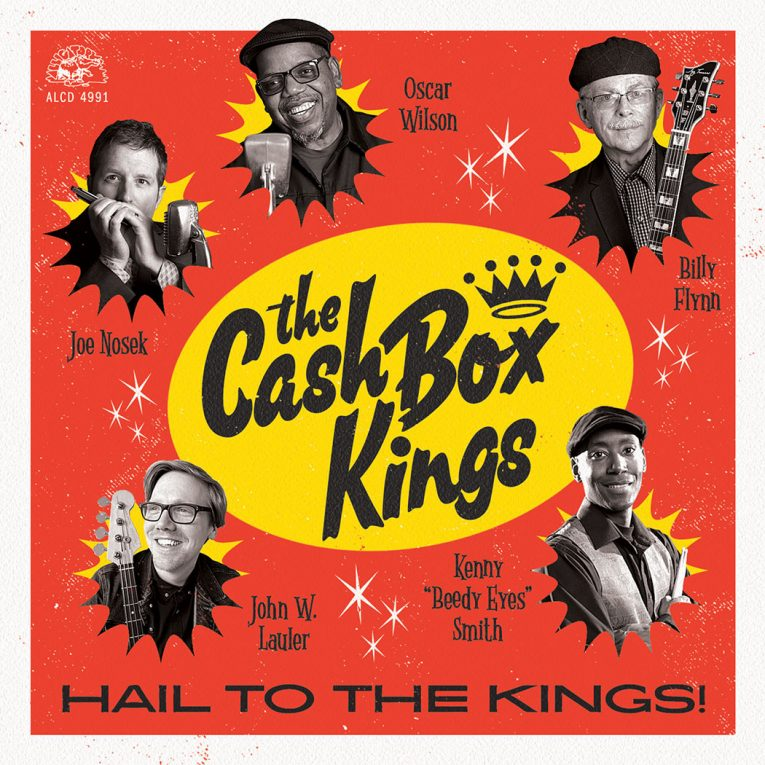 The Cash Box Kings, Hail to the Kings, Rock and Blues Muse