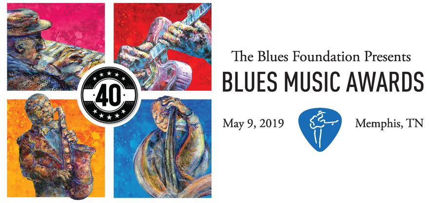 Blues Music Awards Winners