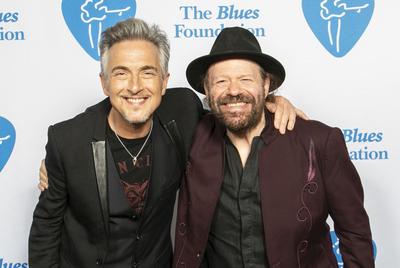 Colin James, Colin Linden, Blues Music Awards, Rock and Blues Muse