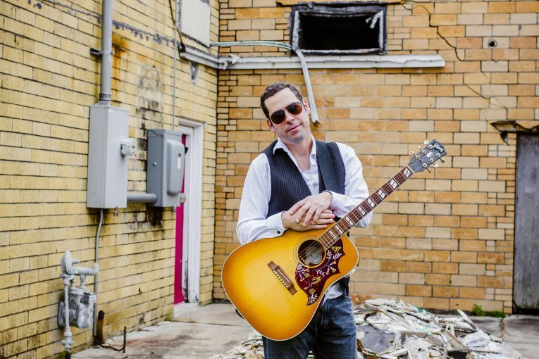 Albert Castiglia, blues-rock music, interview, Kevin Porter, Rock and Blues Muse