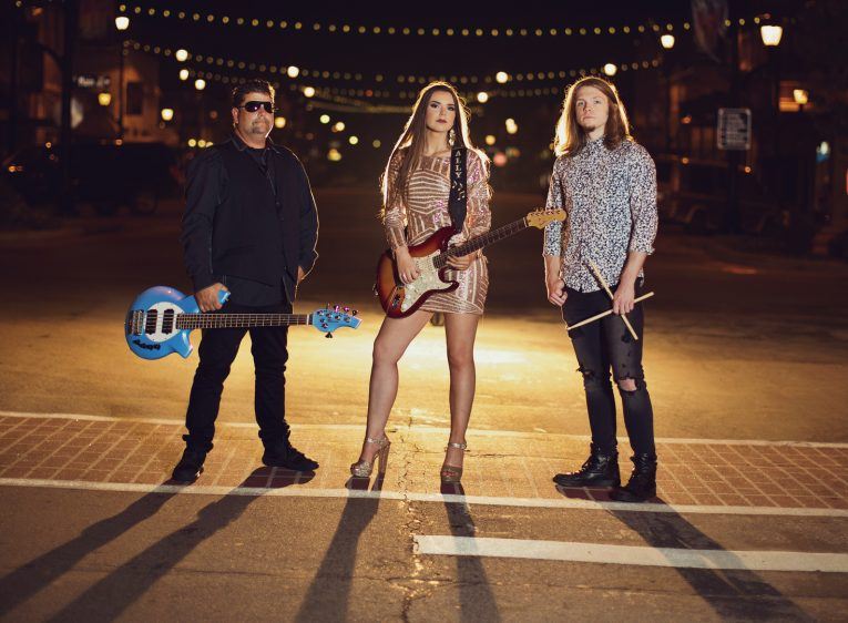 Ally Venable Band, blues rock music, Rock and Blues Muse